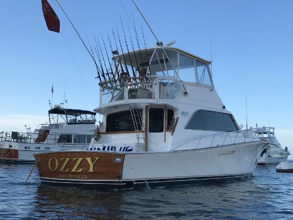 Ocean Yachts 55 Supersport