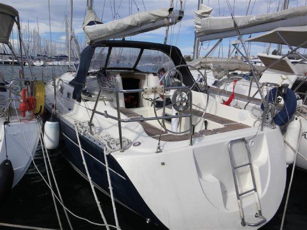 Hanse 341 Owners Version Hanse 341 - Sailing Yacht