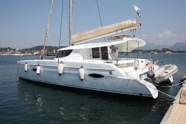 Fountaine Pajot Lipari 41 Fountaine Pajot Lipari 41