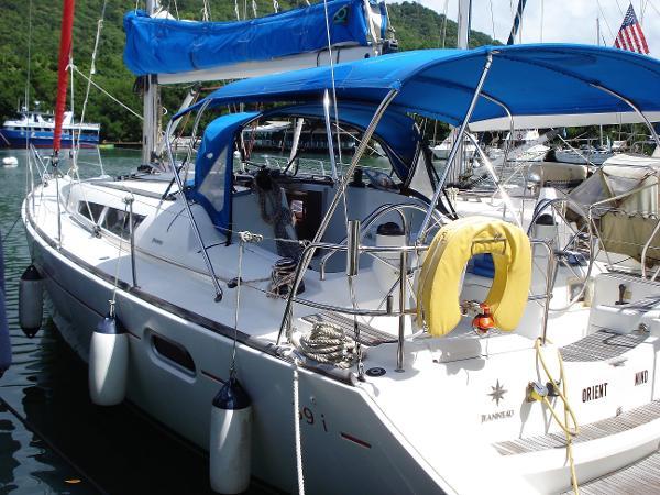 Jeanneau Sun Odyssey  39i Orient Wind