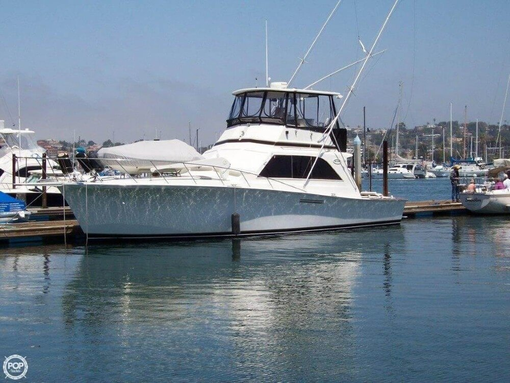 Ocean Yachts 46 Super Sport 1983 Ocean 52 for sale in Isleton, CA