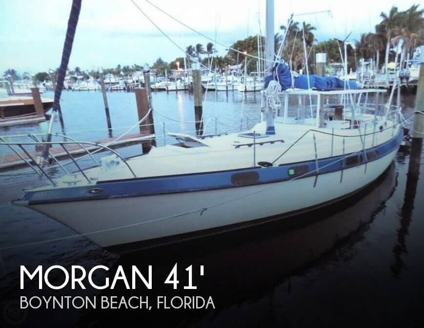 Morgan 41 Out-Island 1973 Morgan 41 Out-Island for sale in Boynton Beach, FL