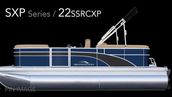 Bennington 22SSRCXP
