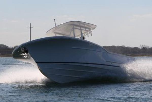 Buddy Davis 28 Center Console Manufacturer Provided Image
