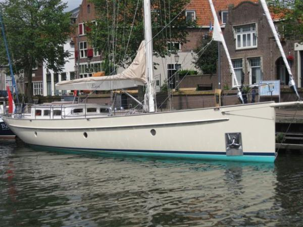 Bloemsma one-off Pilot Cutter Bloemsma one-off Pilot Cutter
