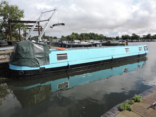 Narrowboat ARCRITE FABRICATIONS