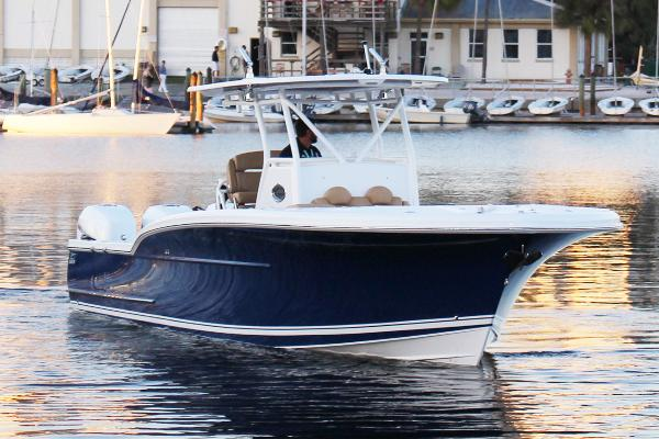 Buddy Davis 34 Center Console Manufacturer Provided Image