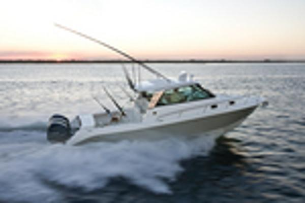 EVERGLADES BOATS 350 EX