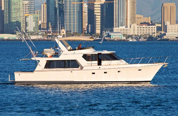 Offshore Pilothouse Motor Yacht