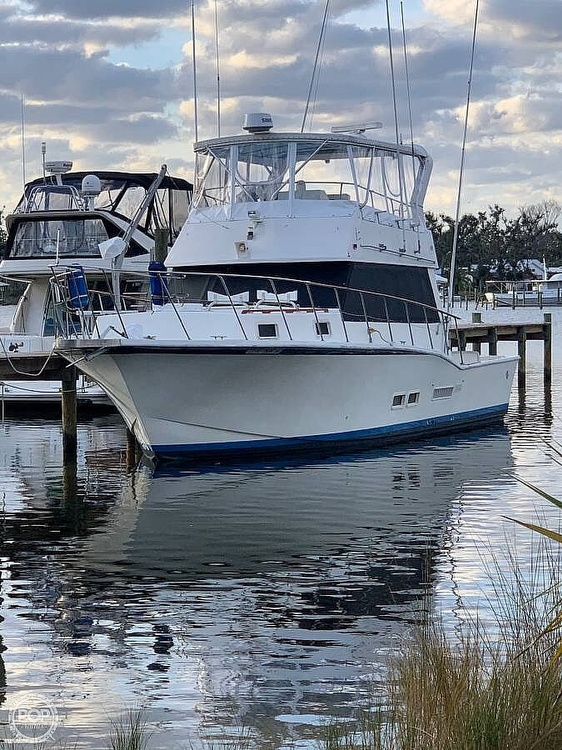 Bluewater Yachts 43 Sportfish 1981 Bluewater 43 Sportfish for sale in Orange Beach, AL