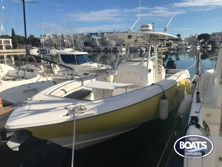 Boston Whaler BOSTON WHALER 320 OUTRAGE FY45566