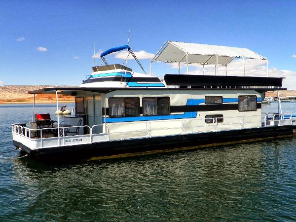 Skipperliner Sundance Houseboat