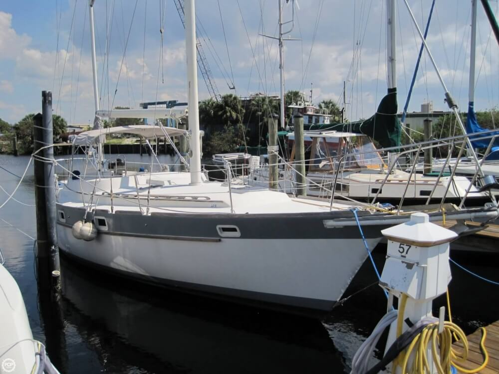 Irwin 41 1983 Irwin 41 for sale in Tarpon Springs, FL