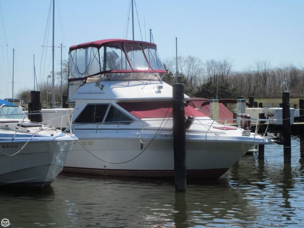 Sea Ray 300 Sedan Bridge 1989 Sea Ray SEDAN BRIDGE 300 for sale in Havre De Grace, MD