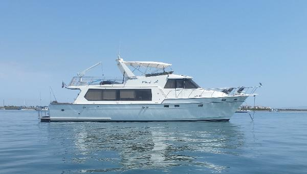 "Angel Pilothouse Motoryacht 57' Angel Pilothouse ""NO WORRIES"""