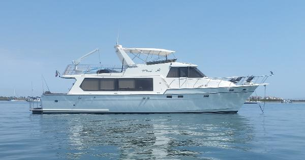 "Angel Pilothouse Motoryacht 57' Angel ""NO WORRIES"""