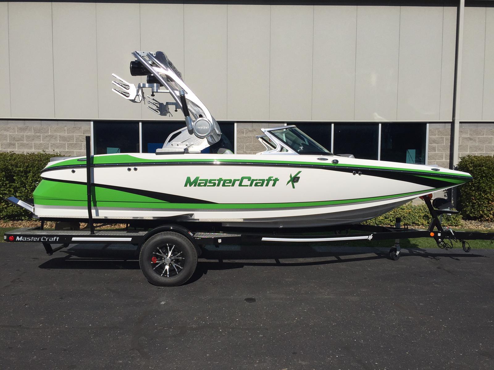 Mastercraft Sport/Ski Boat X-2