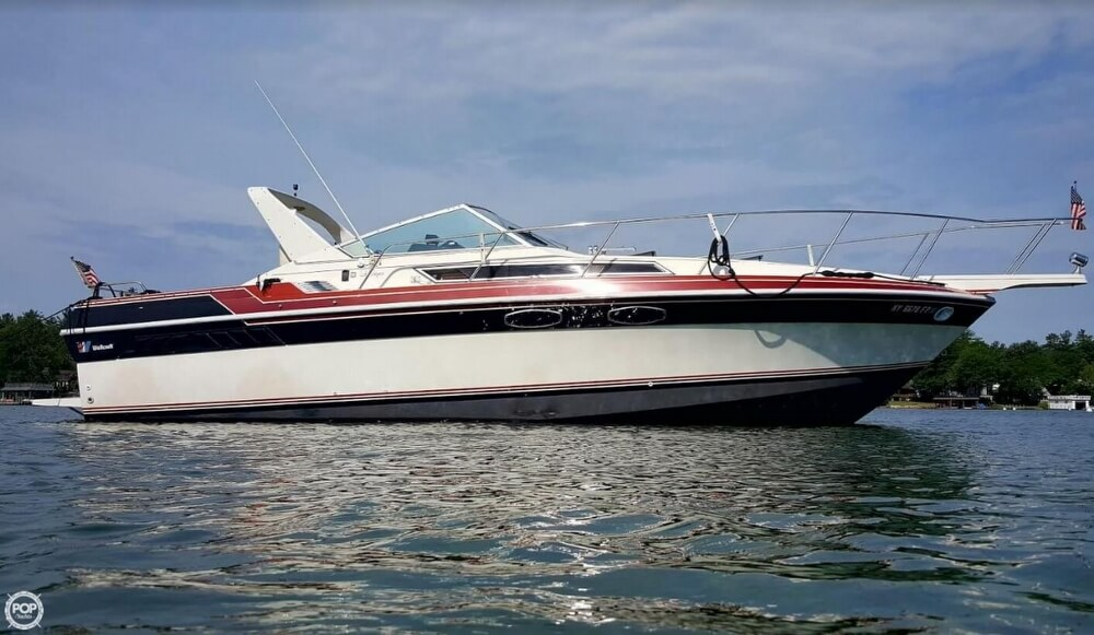 Wellcraft St Tropex Ex 3200 1985 Wellcraft St. Tropez 3200 for sale in Clifton Park, NY