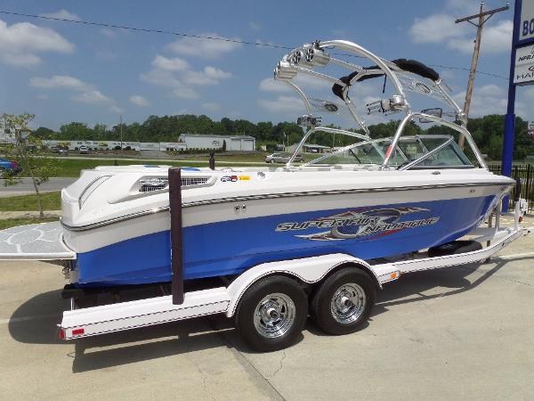 Nautique Super Air 220 Team