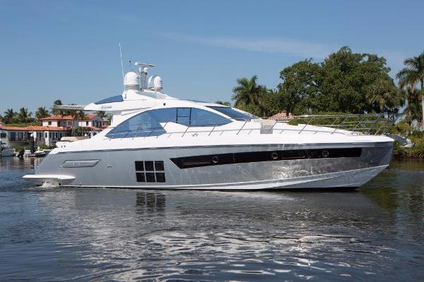 Azimut 55S OPEN Profile