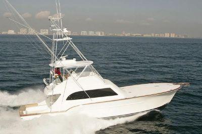 Buddy Davis 58 Sportfisherman Manufacturer Provided Image