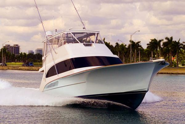 Buddy Davis 70 Sportfisherman Manufacturer Provided Image