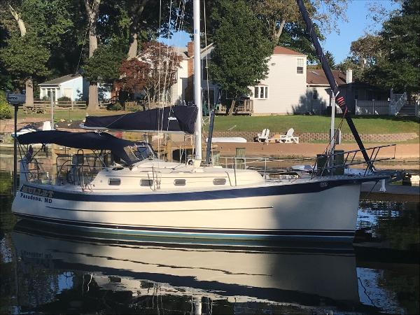 Seaward 32RK Side to