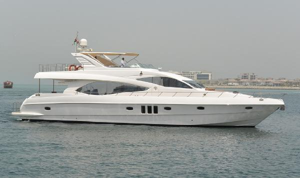 Gulf Craft Majesty 77