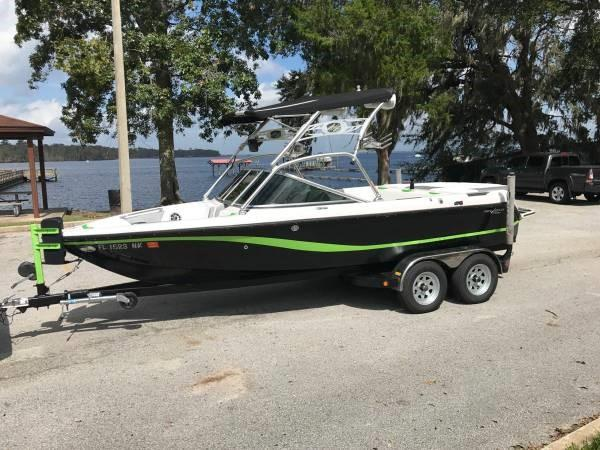 2006 22' Nautique  Super Air 210 2006 22' Nautique Super Air 210