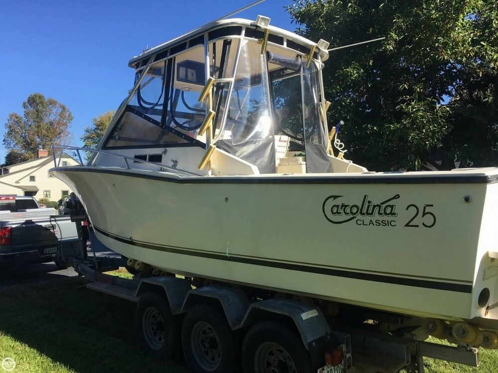 Carolina Classic 25 2001 Carolina Classic 25 for sale in Salisbury, MD