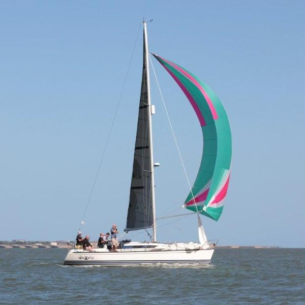X-Yachts X-332 Spinnaker run