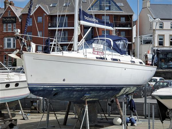 Moody 36 Moody 36 for sale with BJ Marine