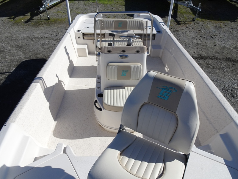 Carolina Skiff 198dlv