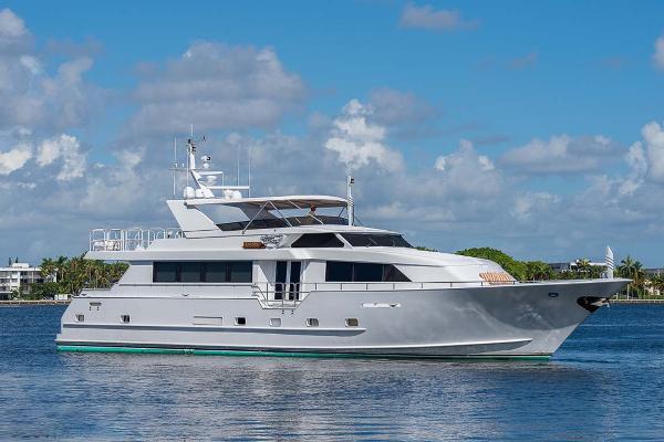 Broward Motor Yacht Profile