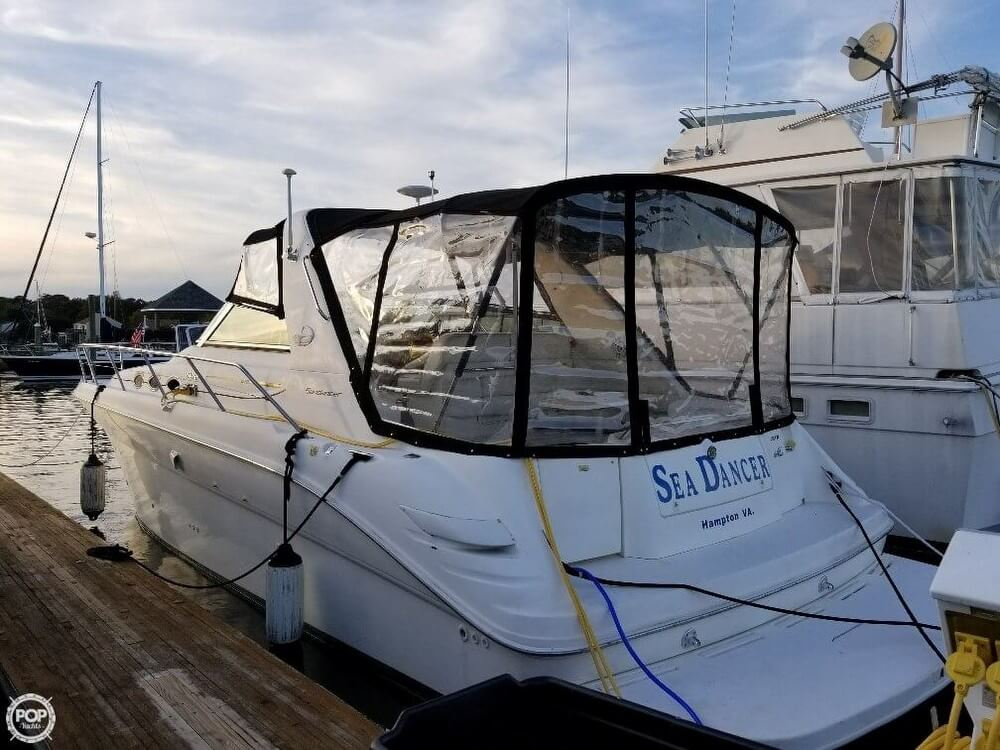 Sea Ray 370 Sundancer 1998 Sea Ray SunDancer 370 for sale in Hampton, VA