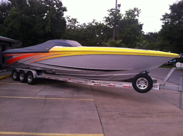 Sunsation 36 twin 700s