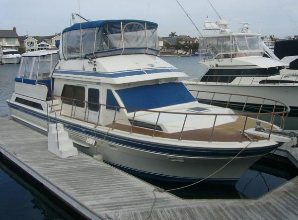 Spindrift  Cockpit Motor Yacht 46' Spindrift Cockpit Motor Yacht