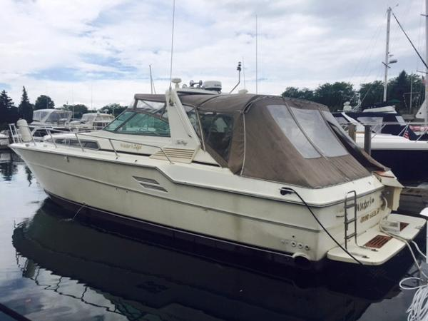Sea Ray 460 Express Cruiser 46' 1986 Sea Ray 460 Express Cruiser