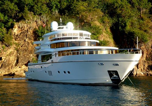"Johnson Motor Yacht ""Go"""