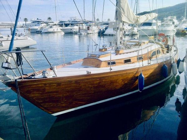 Custom Custom Build Classic Sloop außen1