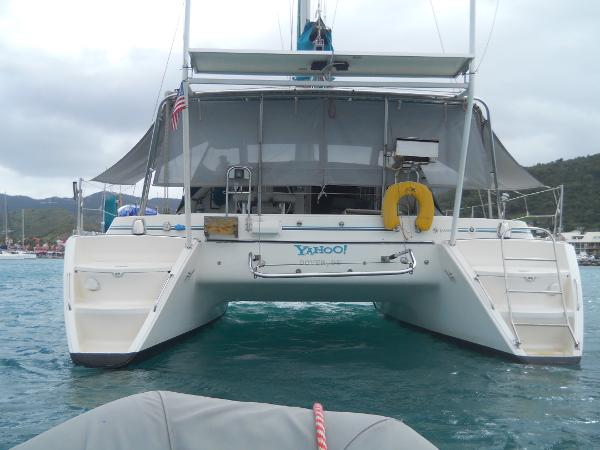 Lagoon 37 Owner's Version- Must See