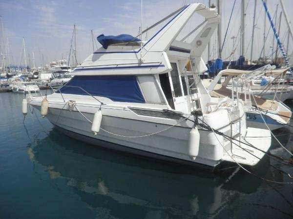 Bayliner 3058 flybridge