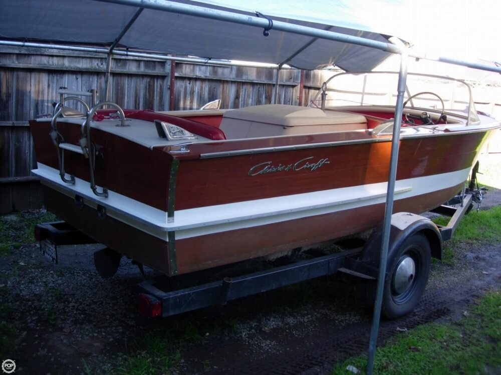 Chris craft 17 boats for sale for Skiff craft boats for sale