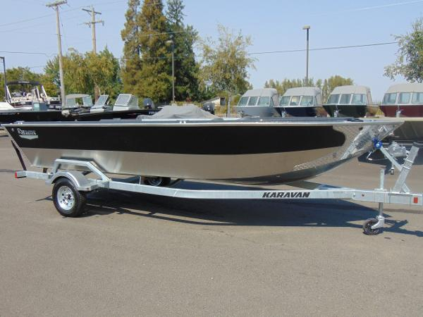 Rh Boats RIVERHAWK RIVERMASTER 18