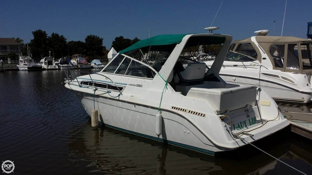 Carver 280 1996 Carver 280 Express for sale in Suisun City, CA