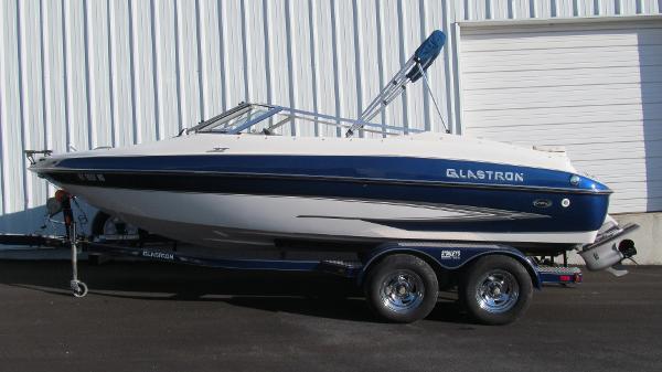 Glastron GXL 205 Ski & Fish
