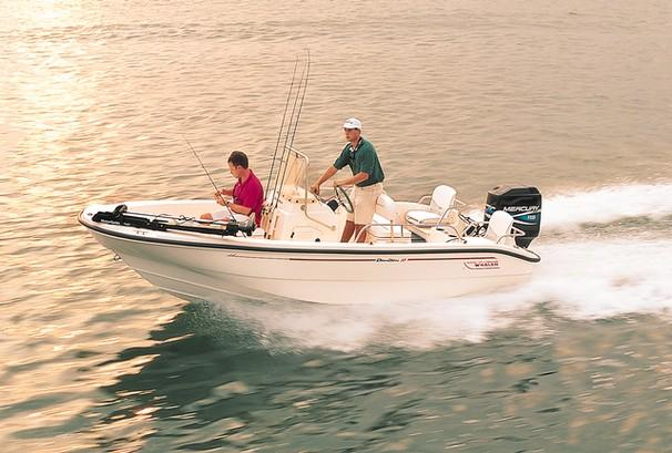 Boston Whaler 16 Dauntless Manufacturer Provided Image: 16 Dauntless