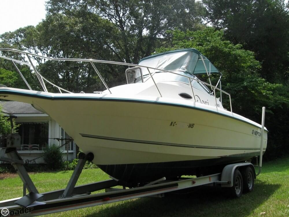 Sunbird Neptune 230 WA 1997 Sunbird Neptune 230 WA for sale in Wilmington, NC