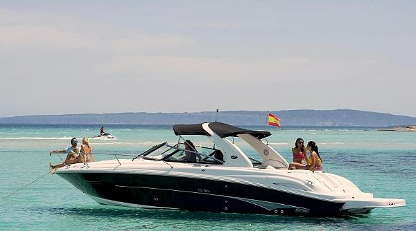 Sea Ray 295 SLX Sea Ray 295 SLX en Ibiza