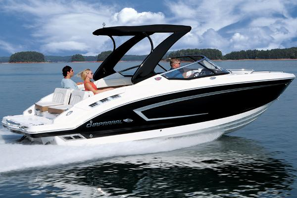 Chaparral 257 SSX Manufacturer Provided Image
